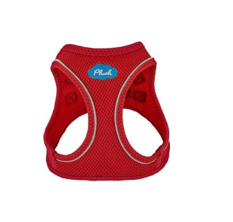 Plush USA Step In Dog Harness at Spoiled Dog Designs