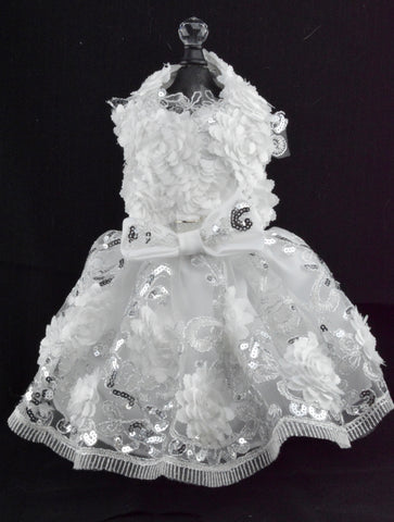 dog wedding dress for Le Chien 2016