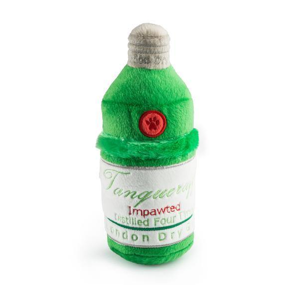 Tanqueruff Plush Dog Toy