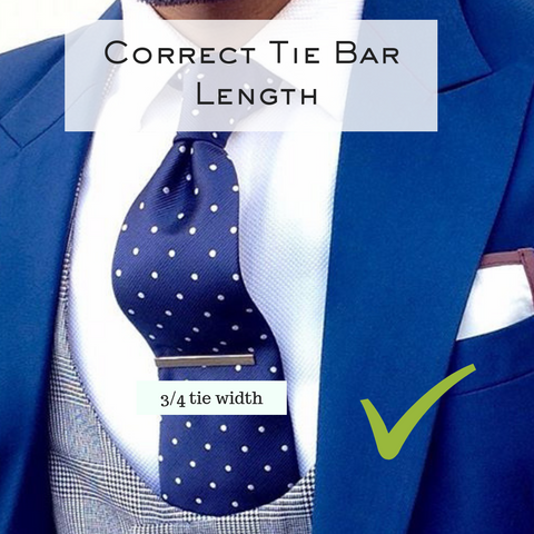 Correct Tie Bar Length