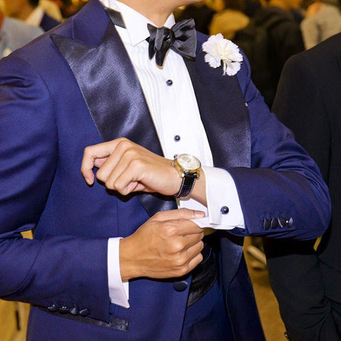 Do You Wear a Cummerbund with a Tuxedo | OTAA