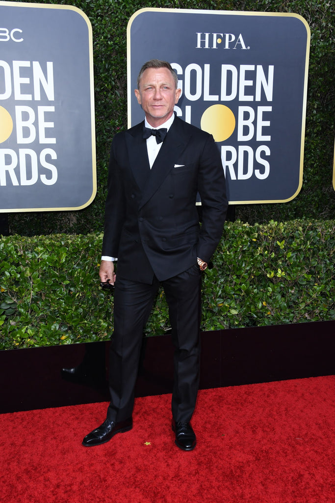 DANIEL CRAIG - 2020 Golden Globe Awards