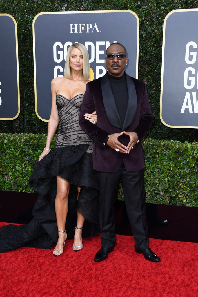 EDDIE MURPHY - 2020 Golden Globe Awards