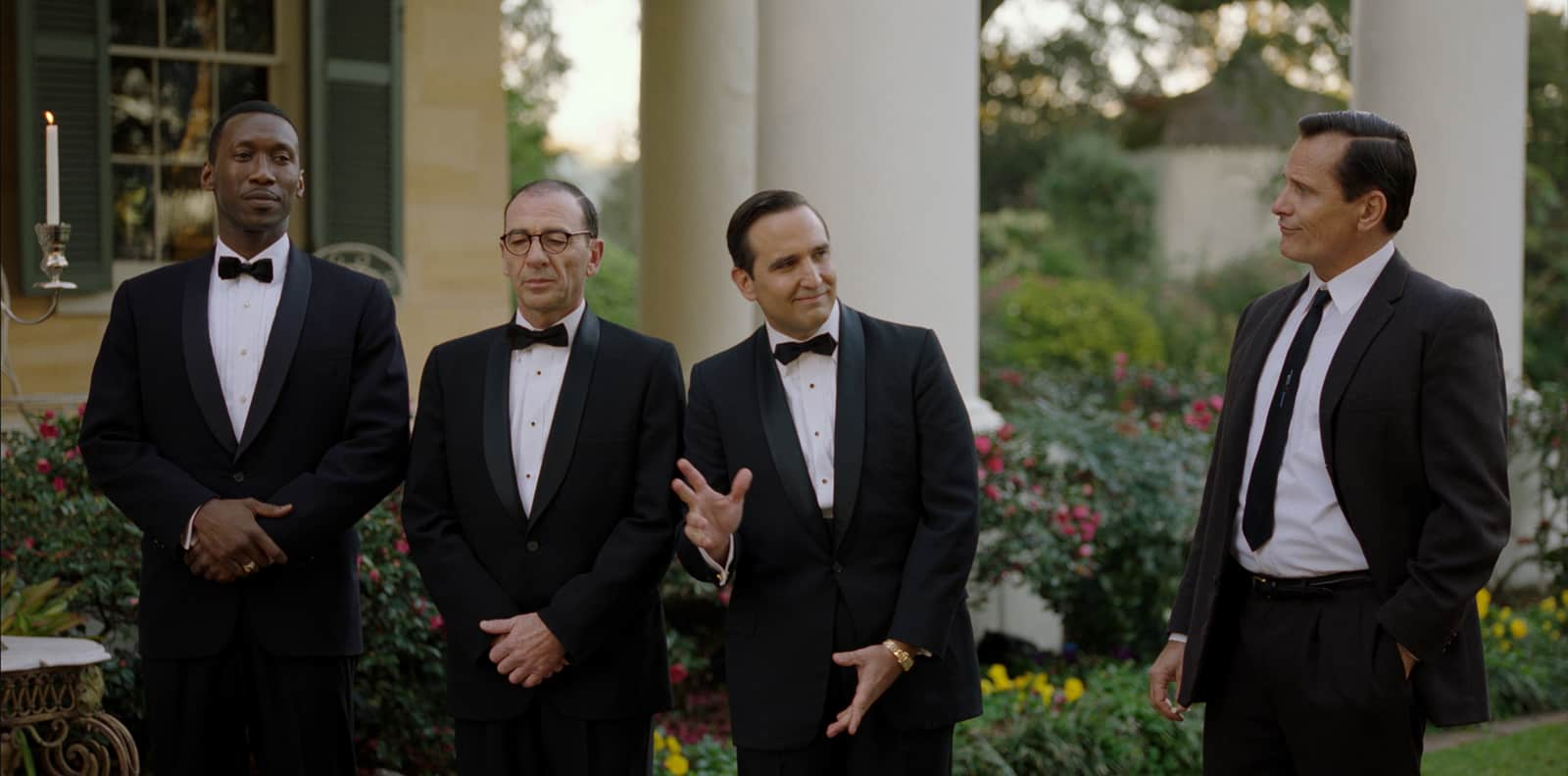Green Book Tuxedos