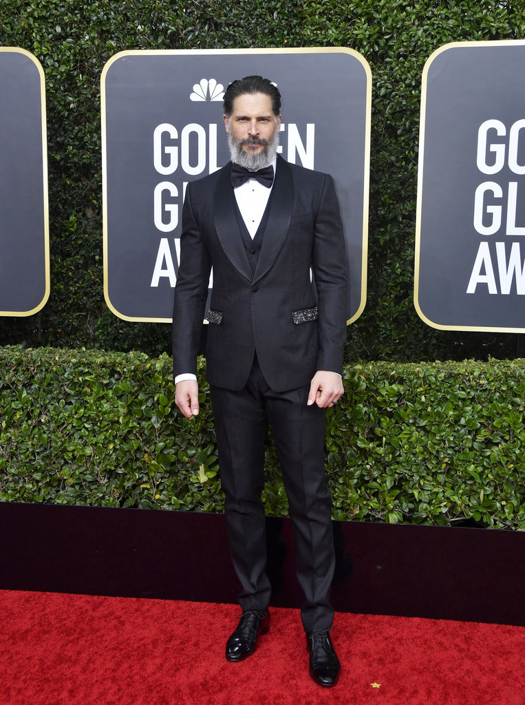 JOE MANGANIELLO - 2020 Golden Globe Awards