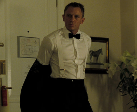 James Bond Cummerbund