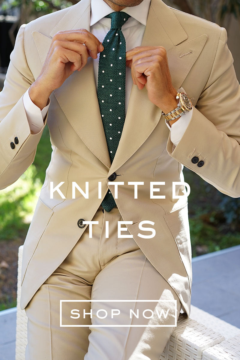 Shop Knitted Ties