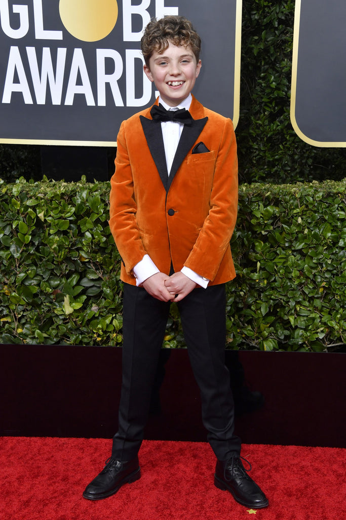 ROMAN GRIFFIN DAVIS - 2020 Golden Globe Awards