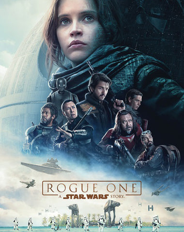 Rogue One The Star Wars Stroy