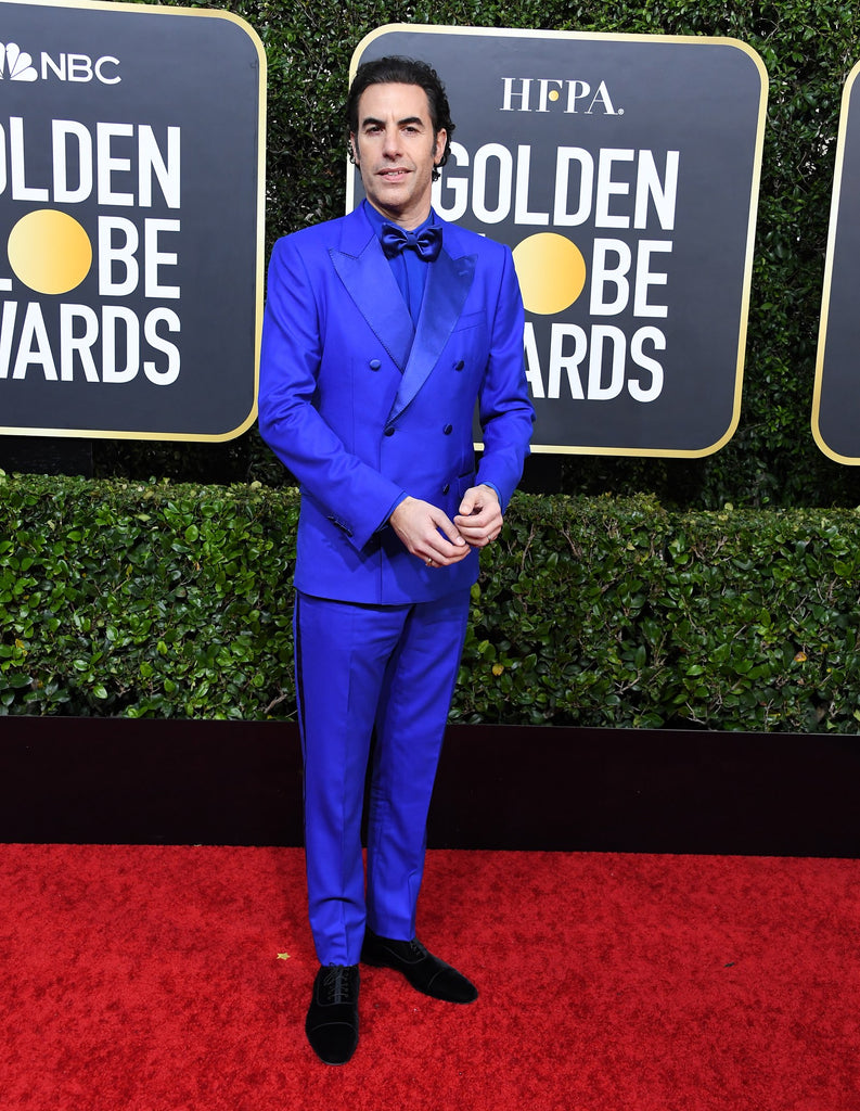 SACHA BARON COHEN - 2020 Golden Globe Awards