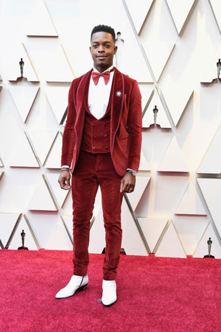 Stephan James Oscars