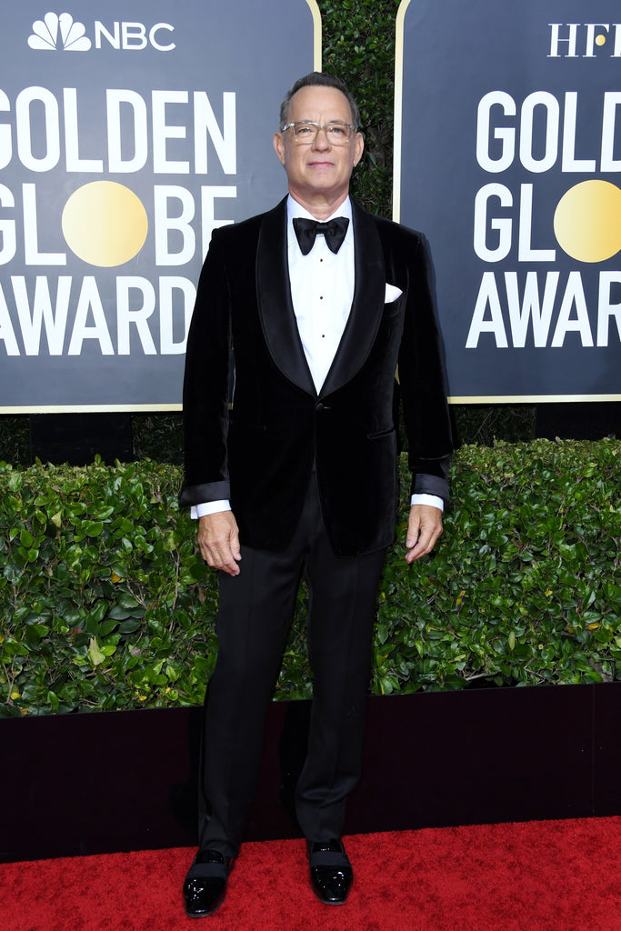 TOM HANKS - 2020 Golden Globe Awards