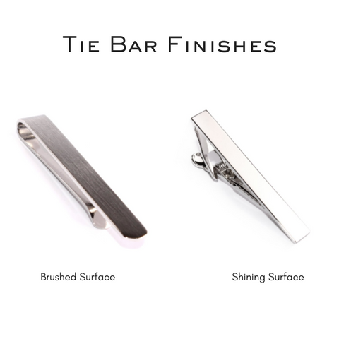 Tie Bar Finishes