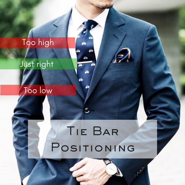 Tie Bar Positioning