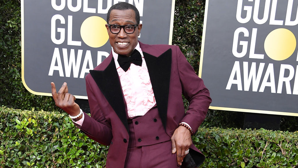 WESLEY SNIPES - 2020 Golden Globe Award