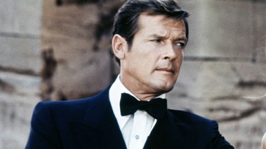 Roger Moore The Actor Who Made James Bond A Style Icon