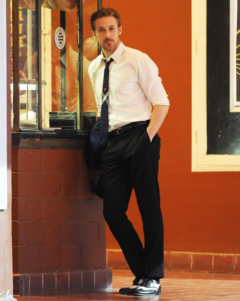 Style Suits Of Ryan Gosling In La La Land Mary Zophres Otaa
