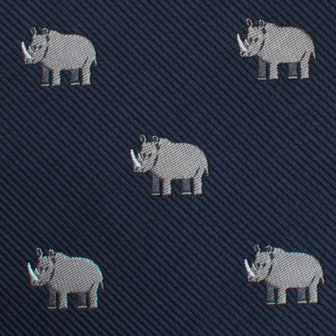 African Rhino Kids Bow Tie