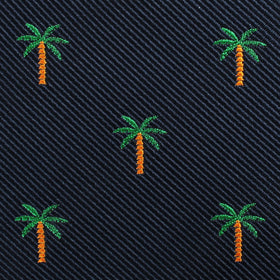 Aitutaki Palm Tree Kids Bow Tie
