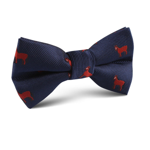 American Quarter Horse Kids Bow Tie