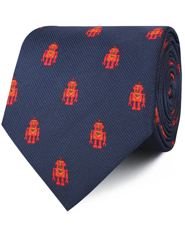 Angry Robot Necktie