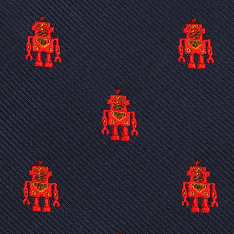 Angry Robot Pocket Square
