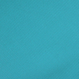 Aqua Blue Malibu Weave Pocket Square