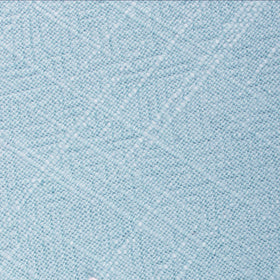 Argentinian Ice Blue Linen Pocket Square