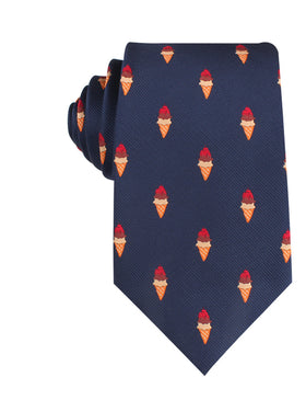 Artemy Ice Cream Necktie