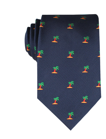 Aruba Palm Tree Necktie