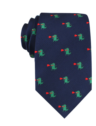Azazel The Dragon Necktie