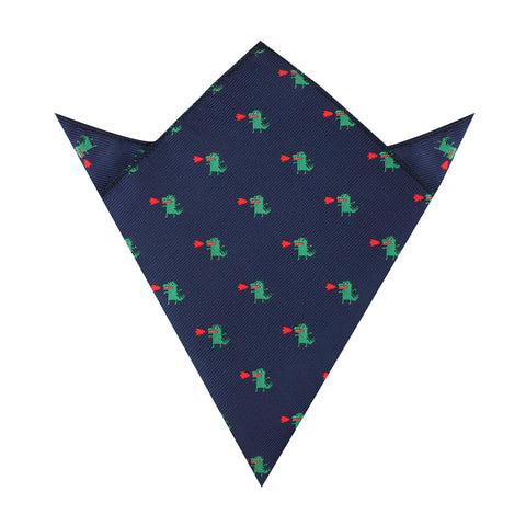 Azazel The Dragon Pocket Square