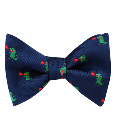 Azazel The Dragon Self Bow Tie