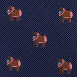 Baboon Fabric Pocket Square
