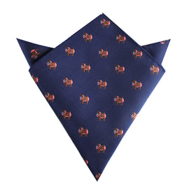 Baboon Pocket Square
