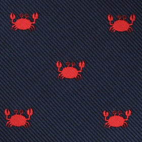 Beach Sand Crab Kids Bow Tie
