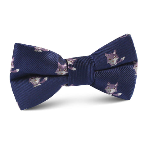 Bengal Wolf Kids Bow Tie