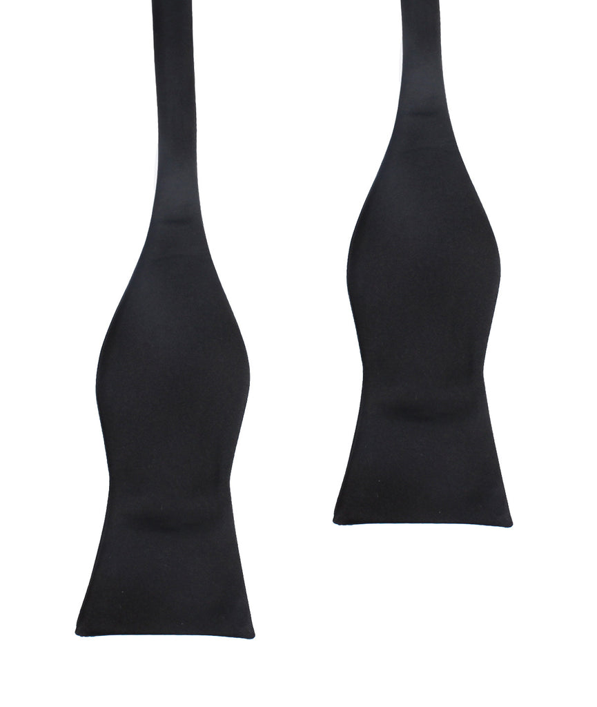 Bond Black - Bow Tie (Untied)