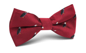 Black Eagle Bow Tie