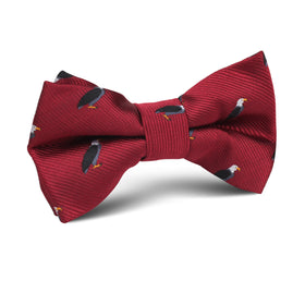 Black Eagle Kids Bow Tie
