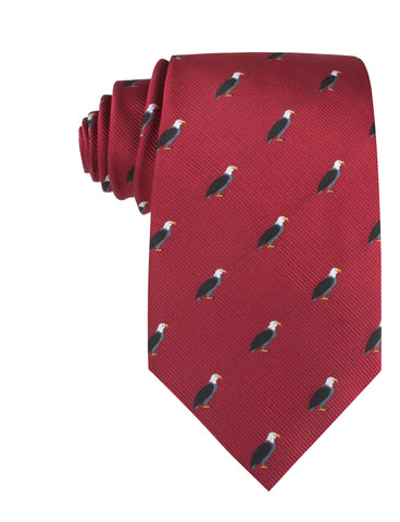 Black Eagle Necktie