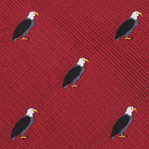 Black Eagle Pocket Square