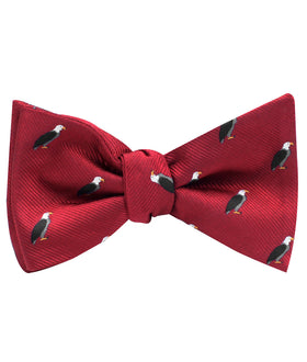 Black Eagle Self Bow Tie