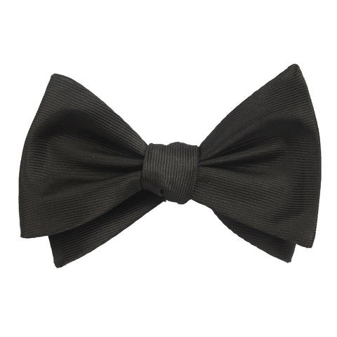 Black Line - Bow Tie (Untied)