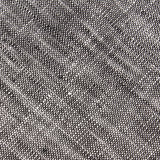Black Tweed Linen Stitching Skinny Tie Fabric