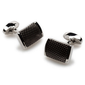 Black Mamba Gun Cufflinks