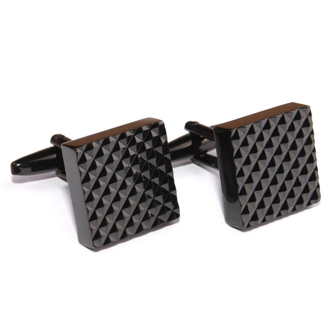 Black Matrix Cufflinks