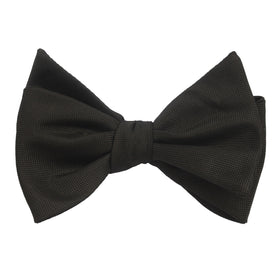 Black OTAA Bow Tie Untied X260 OTAA