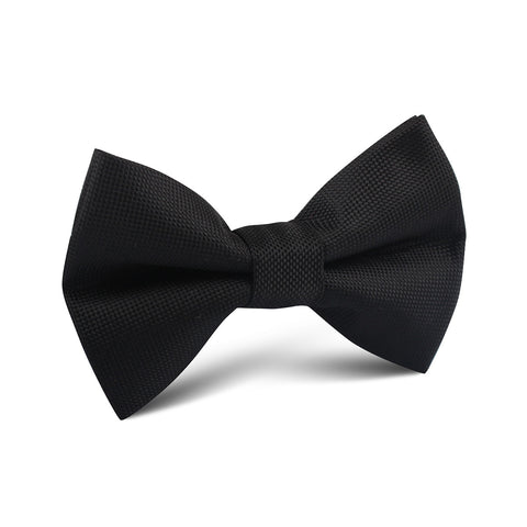 Black OTAA Kids Bow Tie