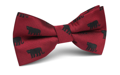 Black Panther Bow Tie